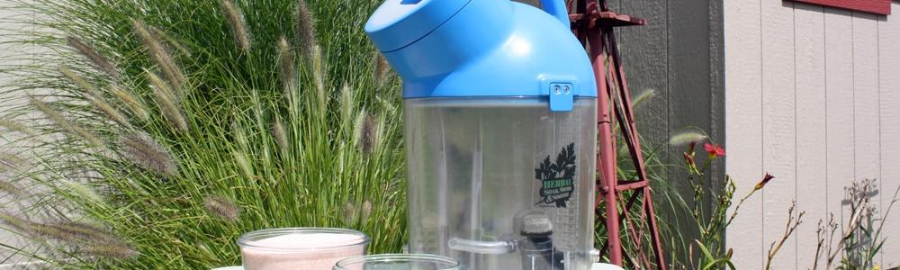 Herbal Soak, Swirl & Soothe | Crowd Funding Campaign